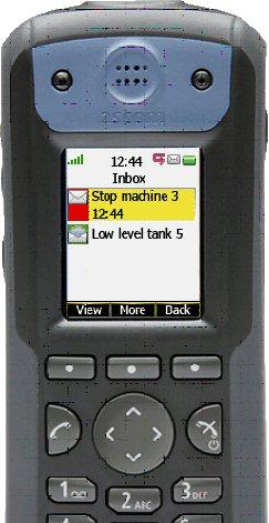 D81 messagerie